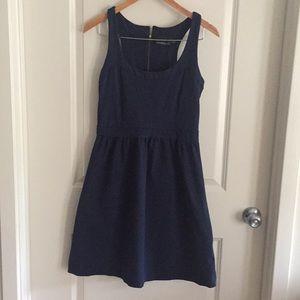 Cynthia Rowley Navy Dress, Sz M
